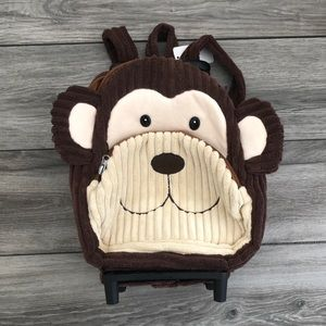 Other - Kids Roller Suitcase Backpack